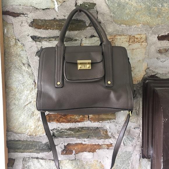 3.1 Phillip Lim x Target taupe shoulder bag